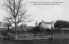 Château de la Chauvelière►►http://www.frenchchateau.net/chateaux-of-pays-de-la-loire/chateau-de-la-chauveliere.html?i=p