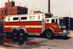 FDNY Rescue 3, May 1993. ★。☆。JpM ENTERTAINMENT ☆。★。