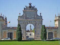 Seteais Palace, Lisboa, Portugal