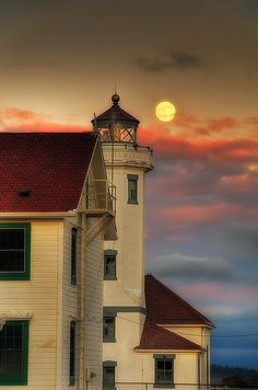Port Townsend, WA by l.gallier