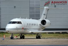 - Private - Canadair CL-600-2B16 Challenger 604 N604LC at Paris Le Bourget