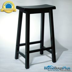 "Antique Black w/ Sand Through Bar Stool, 29"". $70.00"