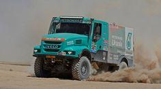 Dakar 2015 - IVECO Powerstar