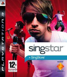 SingStar Packshot