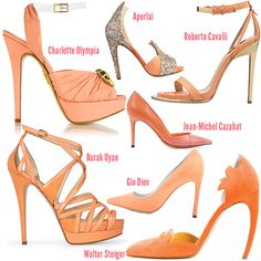Nectarine Shoes Spring 2013