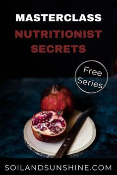Join my free masterclass, 'Nutritionist Secrets to Effortless Healthy Eating'. Over the course of 5 lessons, you'll solve problems like how to quit sugar, how to stop overeating when you are already full, and more. Come join us for free! Healthy Eating Recipes, Healthy Foods To Eat, Healthy Habits, Nutrition Holistique, Eat For Energy, Stop Overeating, Keeping Healthy, Overcoming Obstacles, Join