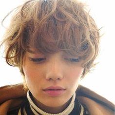 【エラ張り・ベース型さんに似合う髪型】ショートのヘアスタイル - curet [キュレット] まとめ