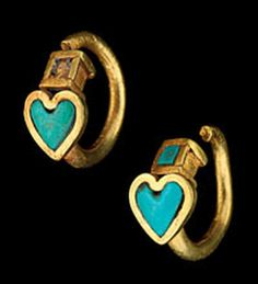 ancient gold jewelry from afghanistan - Google Search