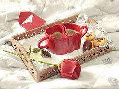 para um café romantico :*