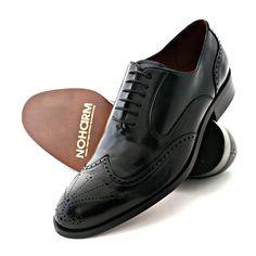 NOHARM Vegan Shoes Phoenix Style Vegan Brogues - NOHR0841