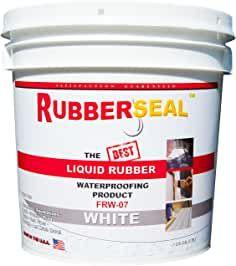 Amazon Com Dicor 501lsw 1 Rv Rubber Roof Sealant Self Leveling Liquid Rubber Roof Sealant Liquid Waterproofing
