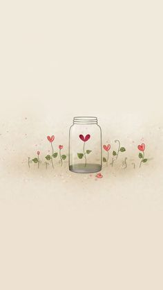 flower in a jar ^-^