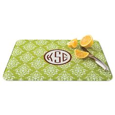 Monogrammed Cutting Board | SouthernLiving.com