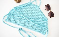 Made Up Style: DIY | How To Crochet Top Tutorial