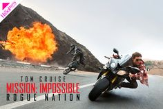Mission: Impossible: Rogue Nation » HiSo Entertainment | HiSoParty.COM