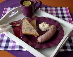 Kulinarne Szaleństwa Margarytki: Domowa biała kiełbasa