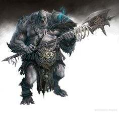 Frost giants are located in the mountains of Torturus which is in the northern part of Helmia called Tyranny.