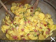 Kartoffel - Specksalat