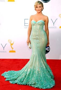 2012 Emmys: What the Stars Wore! Pictures - Julianne Hough - UsMagazine.com