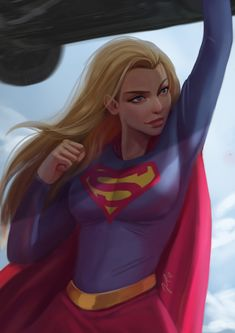 SuperGirl by Jesse Onyina