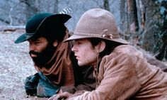 """""""Ride with the Devil,"""" (1999). A brilliant Civil War movie about the merciless bushwacker warfare on the Kansas Missouri border. A near perfect screen adaptation by James Shamus based on a novel by Daniel Woodrell. Vivid and touching performances by Tobey Maguire, Jeffrey Wright, Skeet Ulrich, Jonathan Brandis and Jewel. A major box office flop, """"Ride"""" will eventually be recognized as a masterpiece."""
