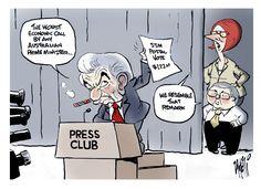 A Big Call - Zanetti's View Australian Politics, Political Cartoons, Comics, Big, Comic Book, Comic Books, Comic, Comic Strips, Comics And Cartoons