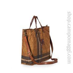 Tote handbags SHOPPING BAG Campomaggi
