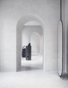 Valentino Rome Flagship Store by David Chipperfield | Photo by Santi Caleca