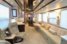 Many People Love To Travel By Road Which Is Now Setting Up The Trend Of Luxury Motorhomes