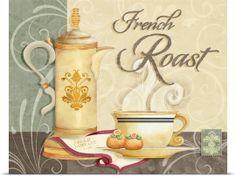 Coffee - French Roast / Joy Hall