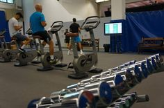 Champions train with Technogym during Roland Garros. Technogym, being the official supplier of the French Tennis Federation, supports all athletes in their physical preparation at Roland Garros.