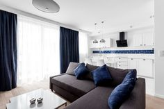Następne pomieszczenie - projekt i realizacja remontu dzięki firmie Complete Home. www.completehome.pl