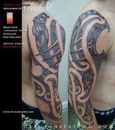 Omg the lines!  #samoan #tattoo
