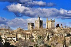 """The town of Uzès, made in France (n°1)"" by Sébastien Delarbre, via 500px."