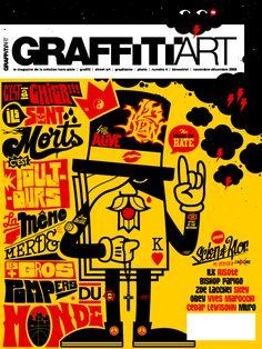 Graffiti Creator Styles: graffiti art magazine