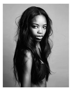 MODEL OF THE WEEK: MARIA BORGES http://nstylemag.com/model-of-the-week-maria-borges/