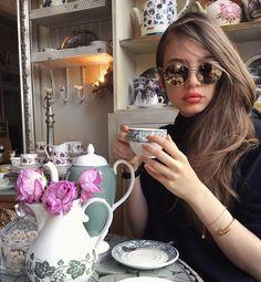 Xenia Tchoumitcheva - Sunday mood: jasmine tea, roses and joy   Vk: https://vk.com/club131845230 Facebook: https://www.facebook.com/groups/167417620276194/