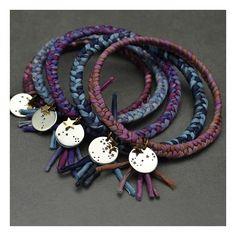 DIY Constellation Cuff Bracelets | Nina Designs...with video tutorial!!!