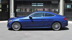 2017 Mercedes Benz C300 Coupe review notes: Another sexy C - http://carparse.co.uk/2016/08/04/2017-mercedes-benz-c300-coupe-review-notes-another-sexy-c-2/