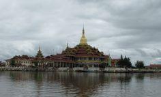 Hpaung Daw U Pagoda Inle Lake, Myanmar