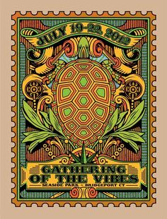 Phil Lesh And Friends - Primus - Bob Weir & Bruce Hornsby - Sts9 - Mickey Hart Band - 7 Walkers Featuring Papa Mali And Bil…2012