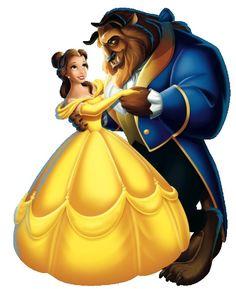 Disney Beauty and the Beast PDF Cross Stitch Pattern Beauty And The Beast Silhouette, Beauty And The Beast Party, Cute Disney, Disney Art, Disney Pixar, Disney Decals, Disney Clipart, Disney Belle, Disney Tattoos