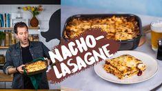 OMG! Itt a NACHOLASAGNE + bónusz chili con carne alaprecept! Nachos, Tortilla Chips, Make It Yourself, Breakfast, Recipes, Food, Youtube, Chili Con Carne, Lasagne