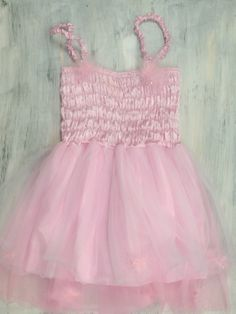 Boutique Pink Dress Up Outfit - 2-3T