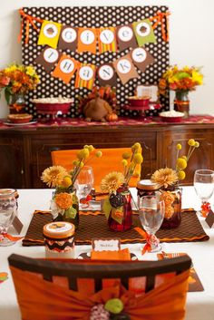 40 Amazing Thanksgiving Diy Decorations | Daily source for inspiration and fresh ideas on Architecture, Art and Design (thanksgiving diy)