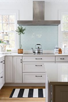 Bored with subway tile? Looking for new alternatives for your kitchen (or for anywhere else in your house)? Here are five gorgeous options, in a huge array of colors and patterns so you're sure to find something that's right for you.