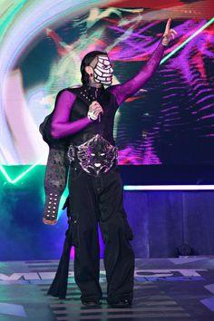 Jeff Hardy TNA World Heavyweight Champion, Enigmatic Champ