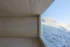 Gallery of Winter Cabin on Mount Kanin / OFIS arhitekti - 3