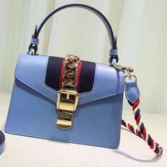 Gucci Sylvie Mini Bag Authentic Off Used Designer Handbags, Designer Bags On Sale, Discount Designer Handbags, Gold Handbags, Hermes Handbags, Kate Spade Handbags, Luxury Handbags, Gucci Sylvie Bag, Gucci Bags Outlet