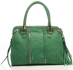 Urban Expressions Katella Satchel $75.... Love this even though I'd never spend that much on a purse.